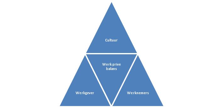 driehoek werkgever