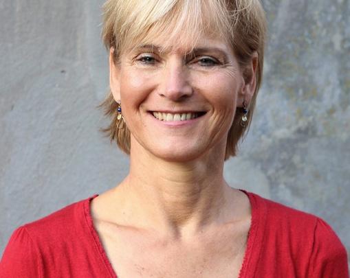 Portret van Lisette van Roy