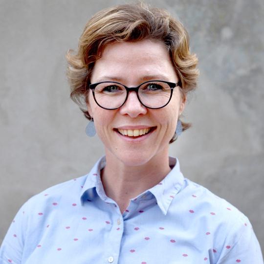 Portret van Manon Leeflang-Pusters