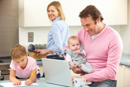 coaching voor werkende moeders en vaders